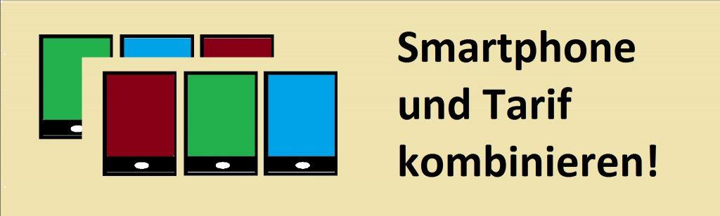 Smartphone und Business-Tarif