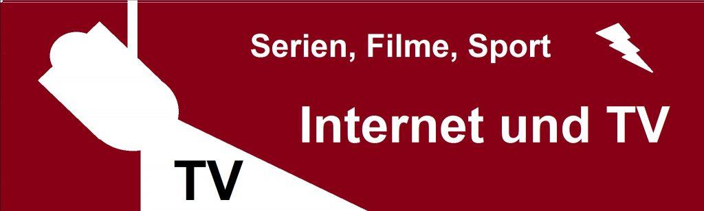 Internet und Fernsehen